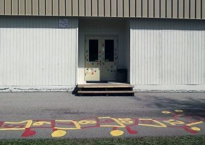 CLES Back Entrance