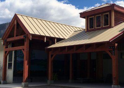 CLES School Front Entrance